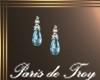 PdT Aquamarine Earrings