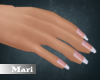 !M! French Tips Manicure