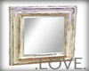 .LOVE. DistressedMirror