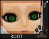 !R; Feli Eyes Green