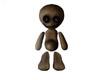 (VC) Jack Burlap Doll