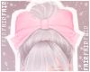 F. Lolita Bow Pinku