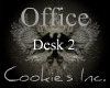 (CI) Office Desk 2