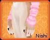 [Nish] Angel Arm Warmers