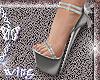 Mariah Pumps silver