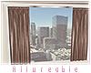 A* Brown Curtains