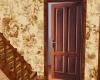Semi open door