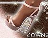 gowns - Valentine Heels