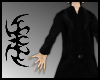 ASM black formal coat