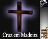 Cruz em Madeira