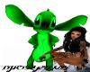 Green ~N~ Black Stitch