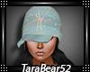 Graffiti Hat Black Hair