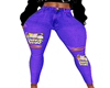 rugrats jeans purple