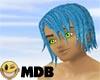 ~MDB~ BLUE KAIRI HAIR