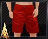 Kid Red Shorts