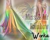 W° Miss Rainbow .Train