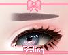 🎀Slate eyebrows