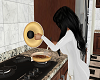 Animated cooking Steak