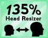 Head Scaler 135%