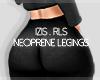 I│Neoprene Black RLS