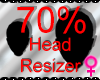 *M* Head Resizer 70%
