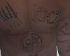 Ebony Tatted