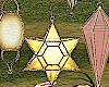 ~Boho Deco Lamps~