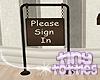 Please Sign In Hanger