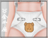 ♉ Baby Diaper - Bear