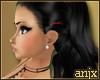 black hair Persephone