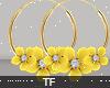 $ Flower Child Earrings