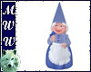 Female Garden Gnome