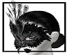 Gothic Feathers Mask