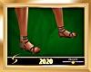 Rania Leather Sandals