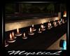 Summer  romance candels