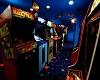 Animated Arcade Room