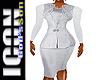 ICON Grey XLB/XXL Dress