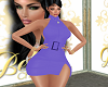 REMY PURPLE HOT DRES RLL