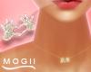 *MG* Love diamond neckla
