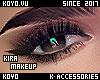 |< Kira! Makeup!