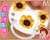 Kids Sunflower Pacifier