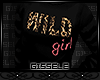 G$ WiLD GiRL SweaTer