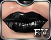 BlacK LaTeX LipsticK EV