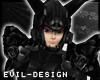 #Evil Black SolarHelm II