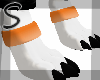:Sei: Orange Anklet