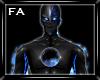 (FA)HoloChest Blue
