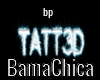 [bp] Tatt3d Fam Sticker