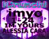 [T] I'm Yours alessia C