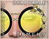 [Is] Butterfly Glasses D