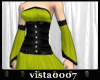 [V7] GreenFairy Dress